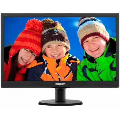 "Philips MONITOR 21.5"" LED 1920x1080 5MS 10M:1 VGA"