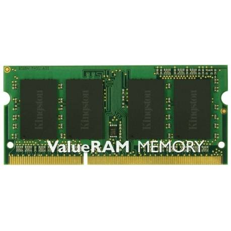 Kingston MEMORIA RAM VALUE8GB DDR3 1333 NO ECC CL9 SODIMM