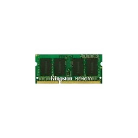 Kingston MEMORIA RAM 8GB 1600MHZ DDR3 NO ECC CL11 CL11 SODIMM