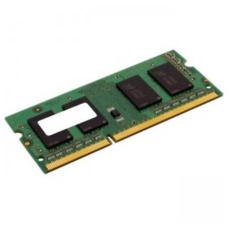Kingston MEMORIA RAM 4GB 1600MHZ DDR3 NO ECC CL11 SODIMM SR X8