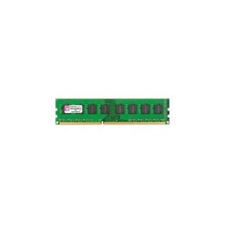 Kingston MEMORIA RAM 4GB 1600MHZ DDR3 NO ECC CL11 DIMM SR X8