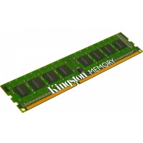 Kingston MEMORIA RAM 8GB DDR3-1600 NO ECC CL11 DIMM