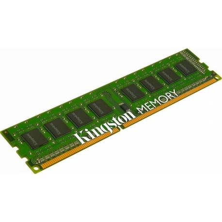 Kingston MEMORIA RAM 4GB 1600MHZ DDR3 NO ECC CL11 DIMM SR X8 STD ALTO 30MM