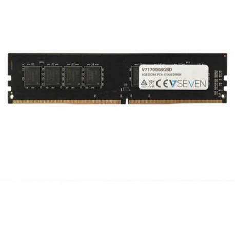 V7 MEMORIA RAM 8GB DDR4 2133MHZ CL15 DIMM PC4-17000