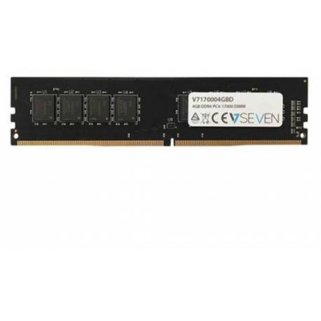 V7 MEMORIA RAM 4GB DDR4 2133MHZ CL15 DIMM PC4-17000