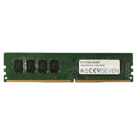 V7 MEMORIA RAM 16GB DDR4 2133MHZ CL15 DIMM PC4-17000