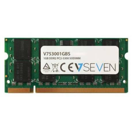 V7 MEMORIA RAM 1GB DDR2 667MHZ CL5 SO DIMM PC2-5300