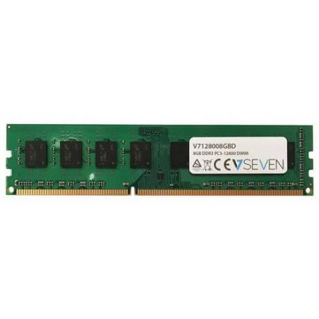 V7 MEMORIA RAM 8GB DDR3 1600MHZ CL11 DIMM PC3-12800