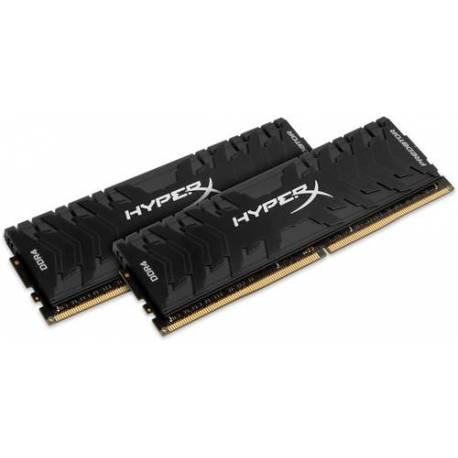 Kingston MEMORIA RAM 32GB DDR4-2666MHZ CL13 DIMM (KIT DE 2) XMP HYPERX PREDATOR