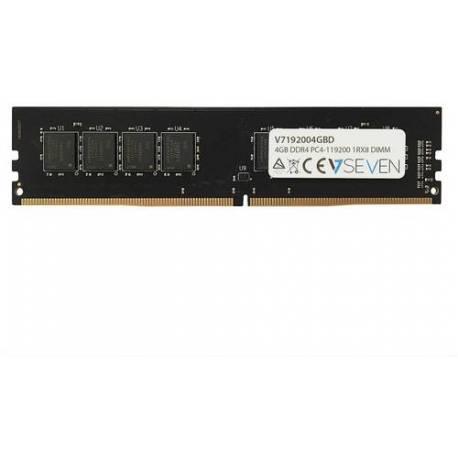 V7 MEMORIA RAM 4GB DDR4 2400MHZ CL17 DIMM PC4-19200 1.2V