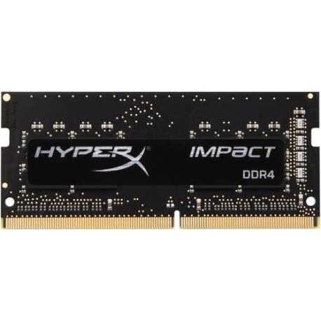 Kingston MEMORIA RAM 16GB DDR4-3200MHZ CL20 SODIMM HYPERX IMPACT