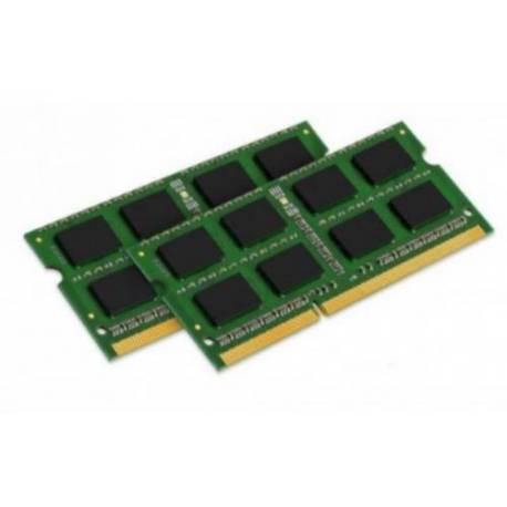 Kingston MEMORIA RAM 8GB 1600MHZ DDR3L NO ECC CL11 SODIMM 1.35V