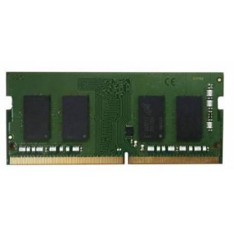Qnap MEMORIA RAM 8GB DDR4 RAM 2400 MHZ SO-DIMM 260PIN K1 VERSION