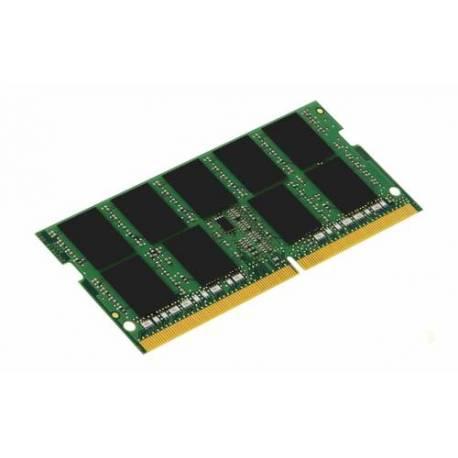 Kingston MEMORIA RAM 8GB DDR4-2666MHZ SODIMM