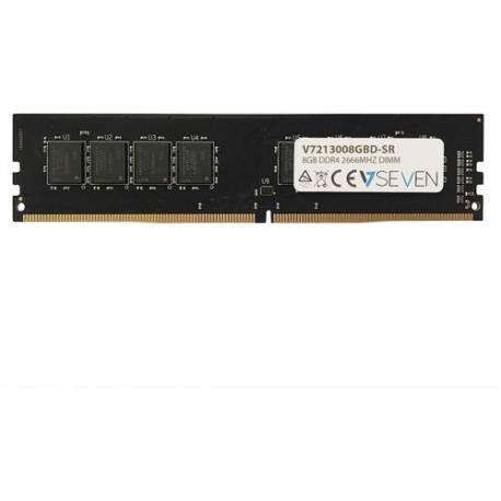 V7 MEMORIA RAM 8GB DDR4 2666MHZ CL19 NO ECC DIMM PC4-21300 1.2V 288PIN
