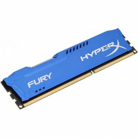 Kingston MEMORIA RAM 8GB DDR3 1600MHZ NO ECC CL DIMM FURY SERIES