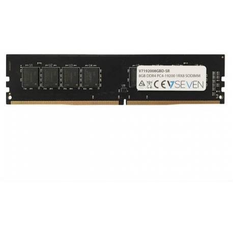 V7 MEMORIA RAM 8GB DDR4 2400MHZ CL17 NO ECC DIMM PC4-19200 1.2V