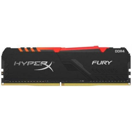 Kingston MEMORIA RAM 32GB DDR4-3466MHZ CL17 DIMM HYPERX FURY RGB