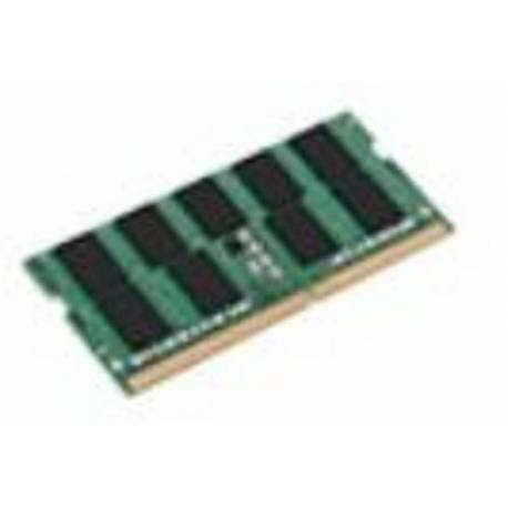 Kingston MEMORIA RAM 16GB DDR4 2933MHZ ECC CL21 SODIMM 2RX8