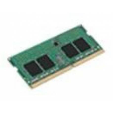 Kingston MEMORIA RAM 8GB DDR4 2666MHZ ECC CL19 SODIMM 1RX8