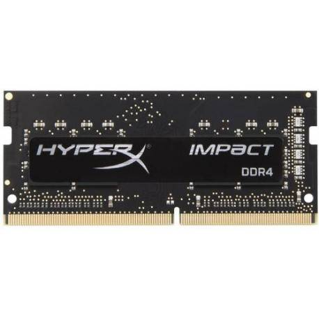 Kingston MEMORIA RAM 16GB DDR4 2666MHZ CL16 SODIMM HYPERX IMPACT