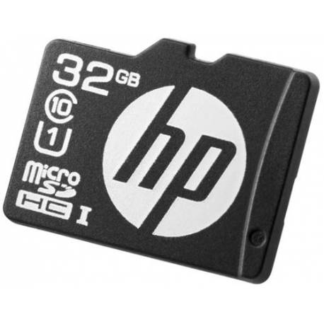 HP 32GB MICROSD FLASH MEDIA KIT