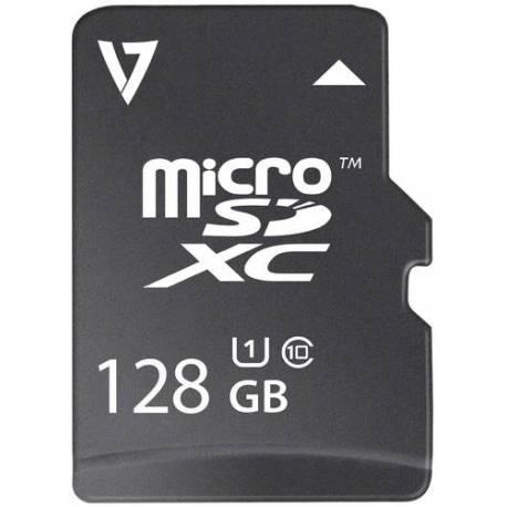 V7 MICRO 128GB SDXC UHS1CL10 RTL CON ADAPTADOR
