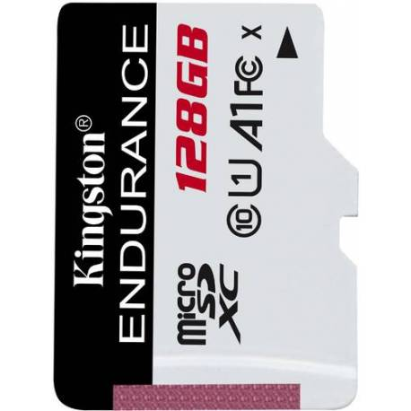 Kingston TARJETA DE MEMORIA 128GB MICRO SDXC ENDURANCE 95R/45W C10 A1 UHS-I