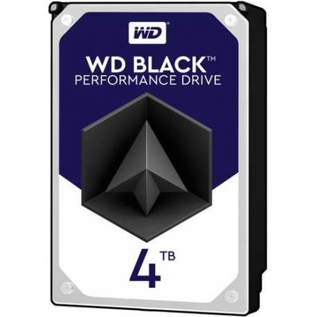 "Western Digital DISCO DURO 4TB NEGRO 256MB 3.5"" SATA III 6GB/S 7200RPM"