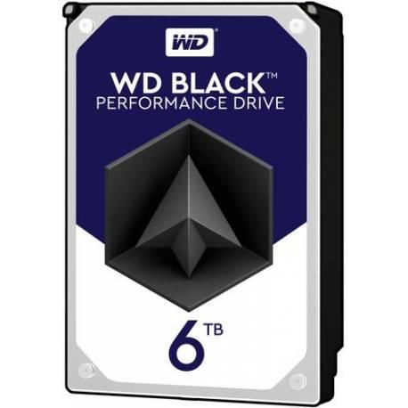 "Western Digital DISCO DURO 6TB NEGRO 256MB 3.5"" SATA III 6GB/S 7200RPM"