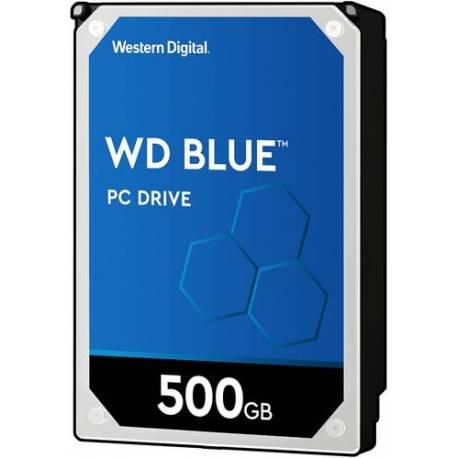 "Western Digital DISCO DURO 500GB BLUE 8MB 7MM 2.5"" SATA 6GB/S 5400 RPM"