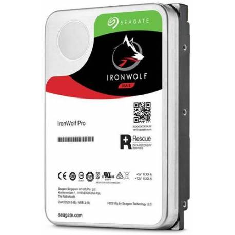 "Seagate DISCO DURO IRONWOLF PRO 4TB SATA 3.5"" 256MB ENTERPRISE NAS"