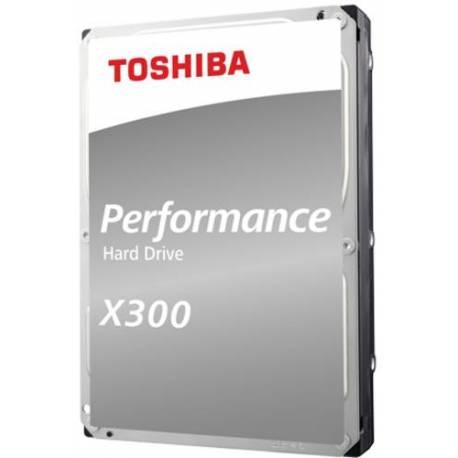 """Toshiba DISCO DURO X300 ALTO RENDIMIENTO 10TB 3.5"""" SATA N300 256MB 7200RPM"""