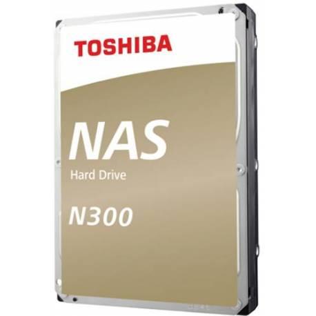 "Toshiba DISCO DURO N300 NAS 10TB SATA 256MB 3.5"" S300 7200RPM"