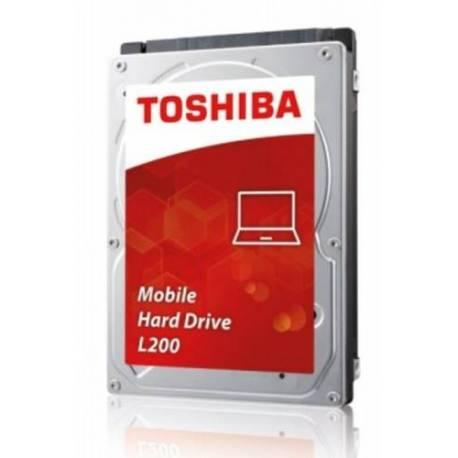 """Toshiba DISCO DURO L200 500GB 8MB 5400RPM 2.5"""" H200 HIGHPERF"""