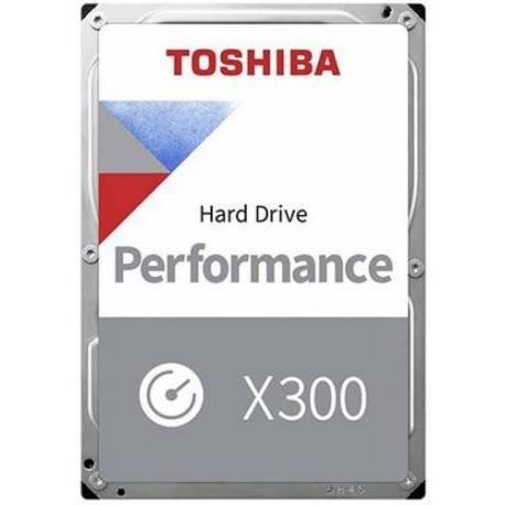 "Toshiba DISCO DURO X300 SATA 6TB 3.5"" 256MB PERFORMANCE"