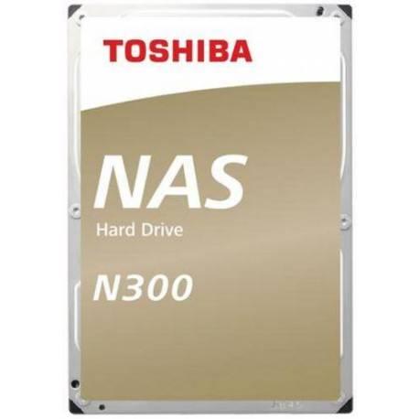 Toshiba DISCO DURO N300 NAS 16TB SATA 256MB CACHE