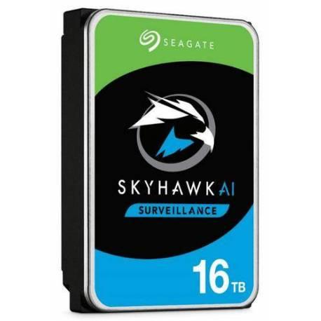 "Seagate DISCO DURO SKYHAWK AI 16TB 3.5"" 6GB/S SATA 256MB"