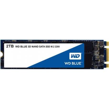 Western Digital DISCO DURO BLUE SSD 2TB M.2 3D NAND SATA