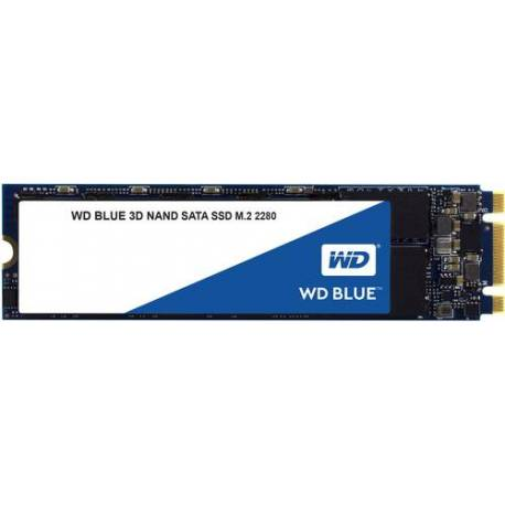 Western Digital DISCO DURO BLUE SSD 500GB M.2 3D NAND SATA