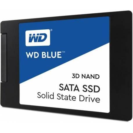 "Western Digital DISCO DURO BLUE SSD 500GB 2.5"" 7MM 3D NAND SATA"