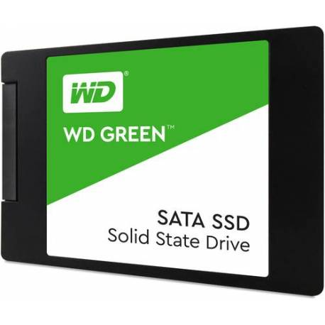 "Western Digital DISCO DURO VERDE SSD 120GB 2.5"" 7MM USB 3.0"