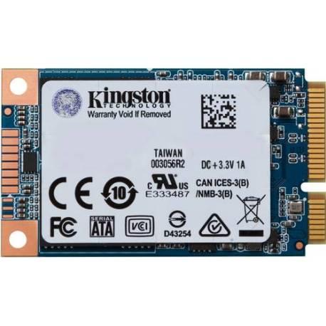 Kingston DISCO DURO 120GB SSDNOW UV500 MSATA