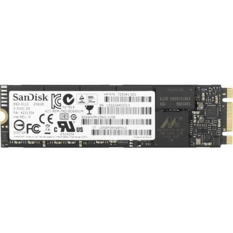 HP DISCO DURO TURBO DRIVE G2 256GB M.2 SSD