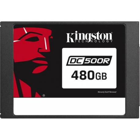 "Kingston DISCO DURO 480GB SSDNOW DC500R 2.5"" SSD"