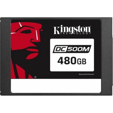 "Kingston DISCO DURO 480GB SSDNOW DC500M 2.5"" SSD"