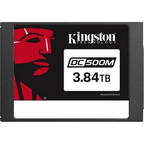 "Kingston DISCO DURO 3840GB DC500M 2.5"" ENTERPRISE SATA SSD"
