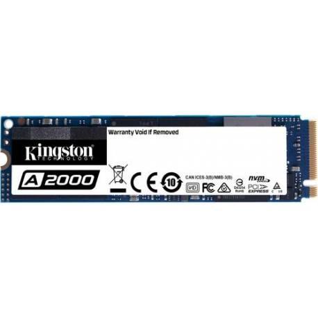 Kingston DISCO DURO 500GB SSD A2000 M.2 2280 NVME