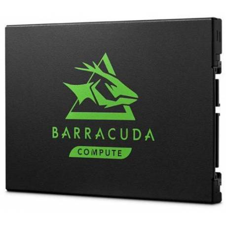 "Seagate DISCO DURO BARRACUDA 120 1TB SSD SATA 2.5"" 3D NAND TLC 7MM"