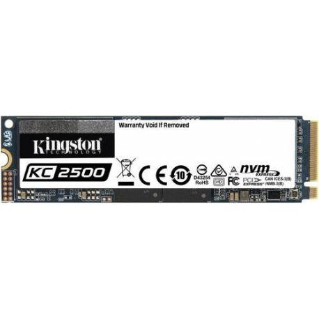 Kingston DISCO DURO 500GB KC2500 M.2 2280 NVME SSD